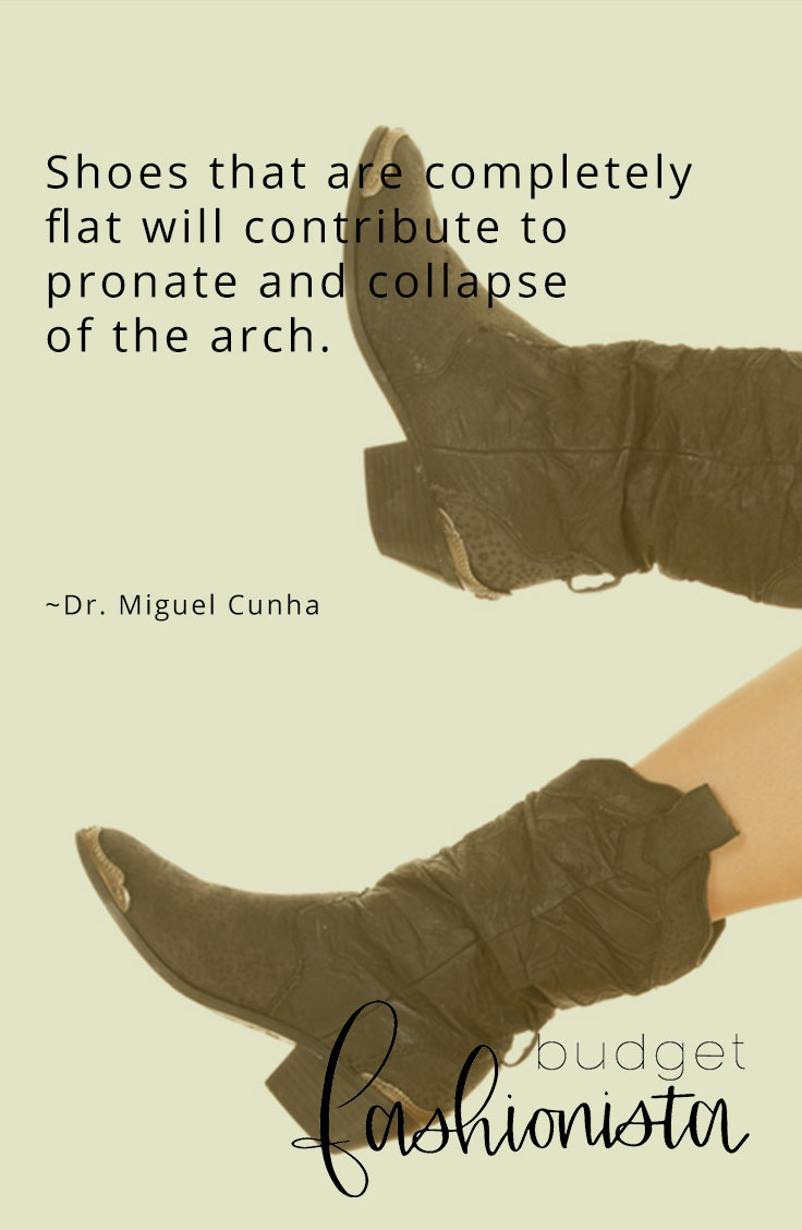 cowboy boot with quote overlay