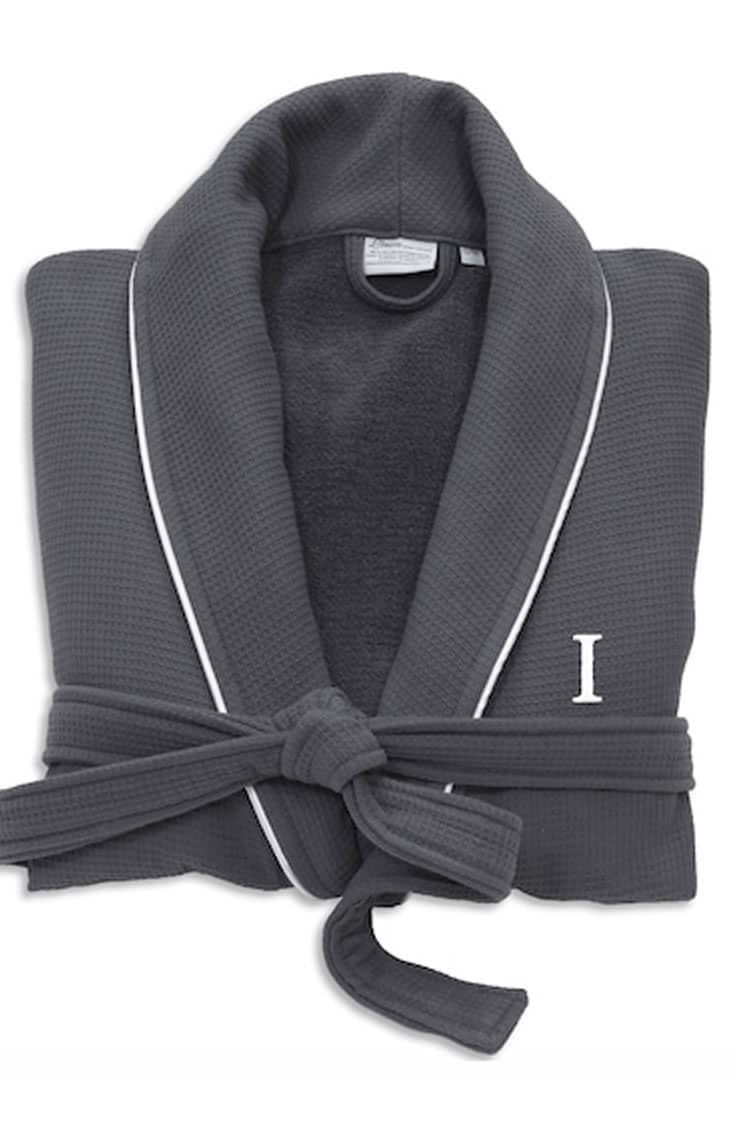 Grey robe from Kohl's on sale for Black Friday