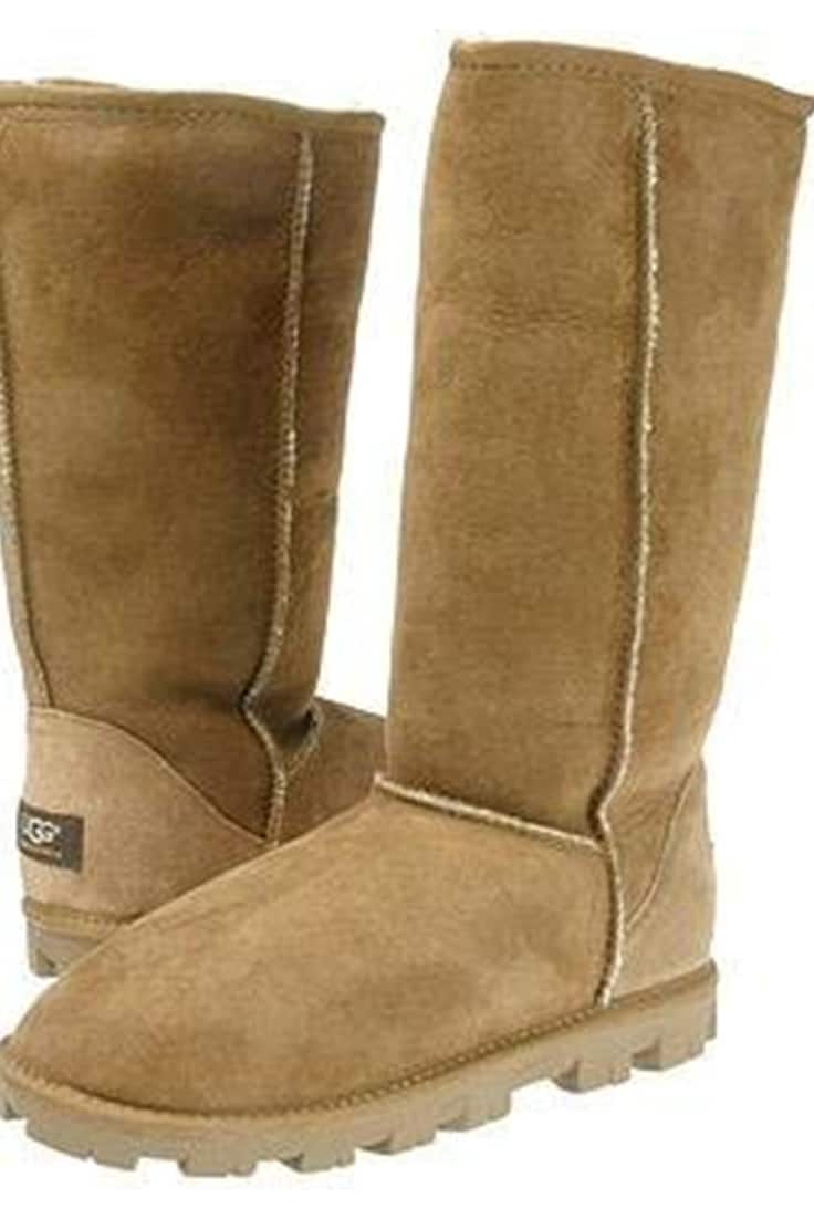 UGG essential tall boot for 50% off