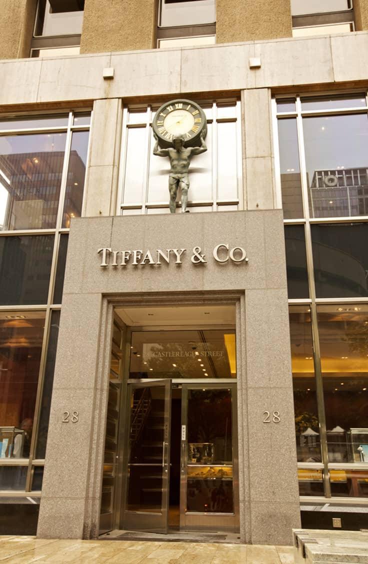 Tiffany & Co in New York