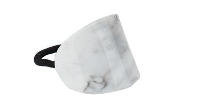 Marble styled ponytail holder