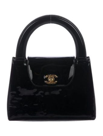 Black Chanel Handbag on sale