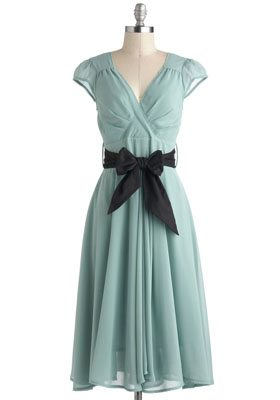 Have the Dance Floor Dress in Mint