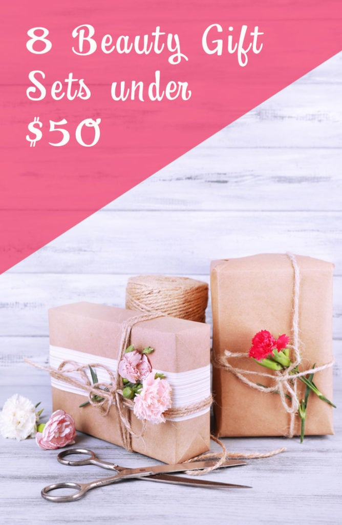 8 Beauty Gift Sets Uner $50