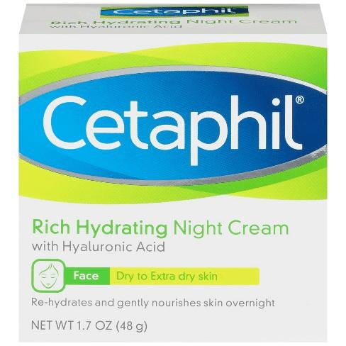 Cetaphil night cream