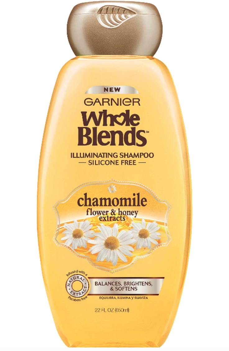 Garnier Whole Blends Illuminating Shampoo