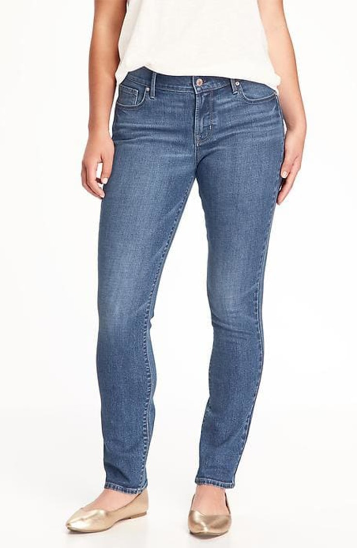 Relaxed fit jean from Old Navy