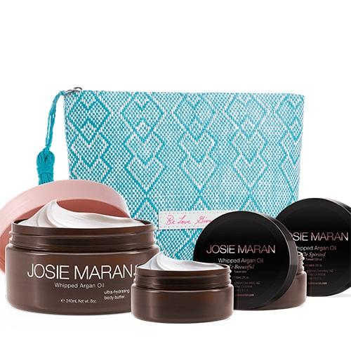 Josie Maran Body Butter Set