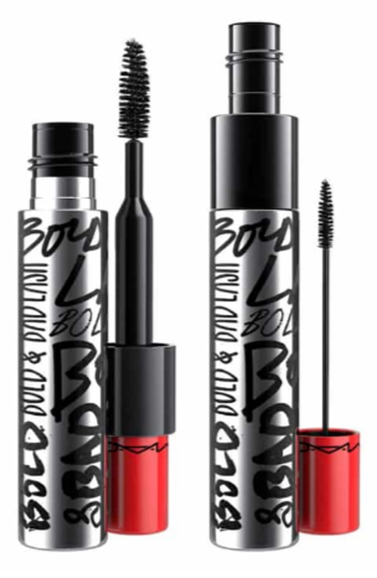 MAC Bold Mascara, free gift with purchase