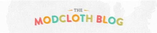 The Modcloth Blog