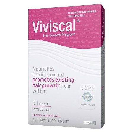 hair loss in women - supplements that may help - viviscal
