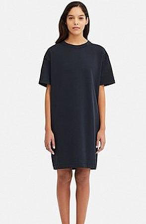 Oversized sweater dress