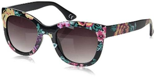 Floral frame trending sunglasses