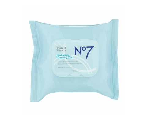 No. 7 cleansing wipes