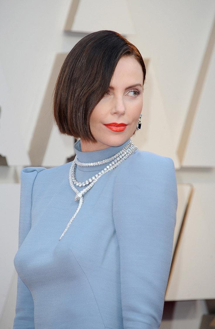 Charlize Theron at 2019 Oscars