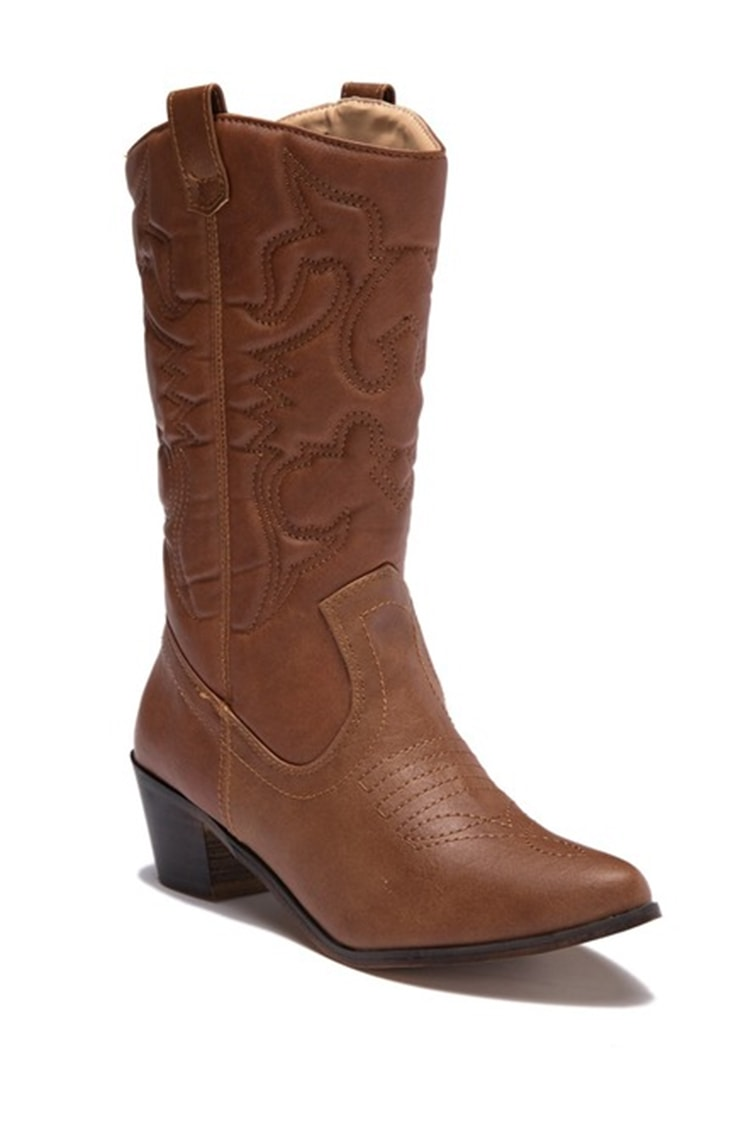 Chase and Chloe Cowboy Boots