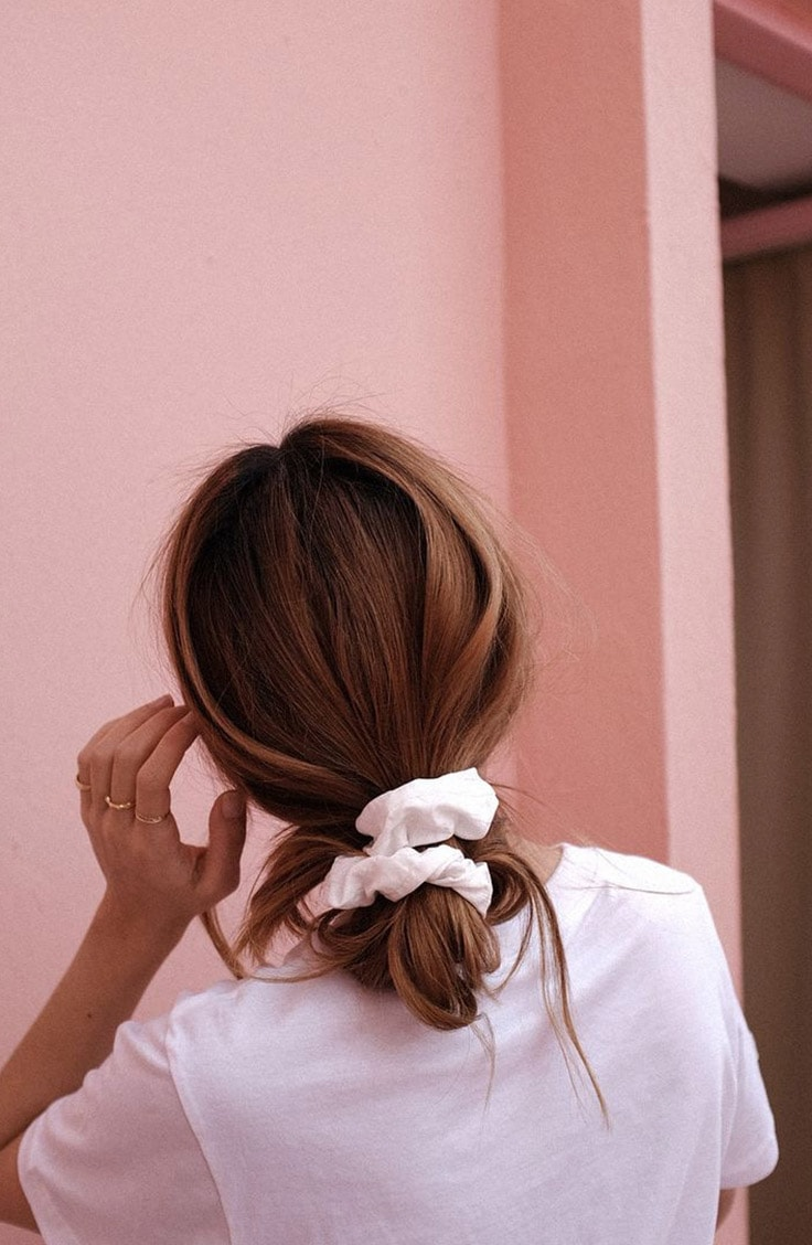 Spring hairstyle trend: the messy bun