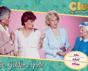 Golden Girls themed game of clue from AlwaysFits.com