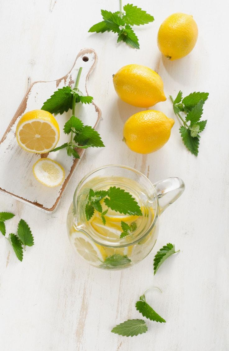 Lemons and fresh water