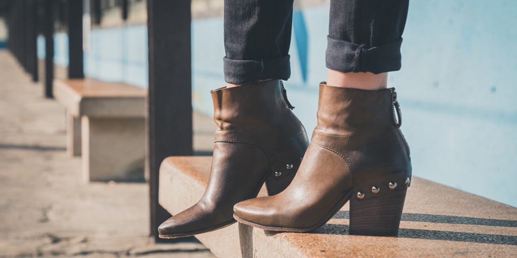 how to wear ankle booties 1