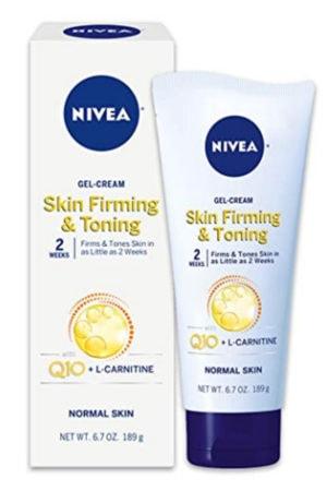 Nivea skin firming lotion
