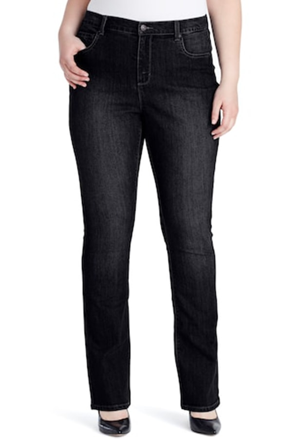 Gloria Vanderbilt jeans in plus size