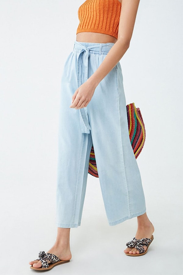 Wide leg pants from Forever 21