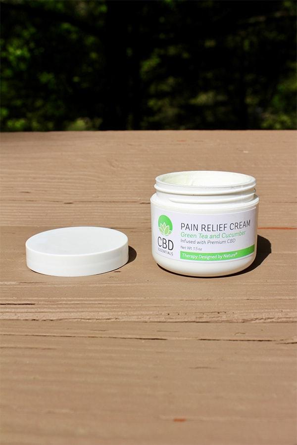 CBD Pain relief cream