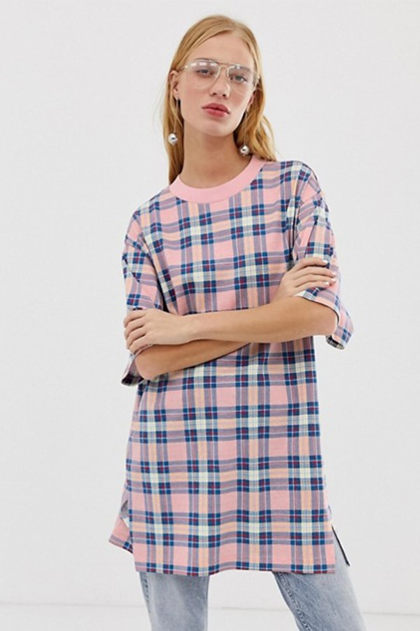 Worst fashion trends: Oversized plaid shirt