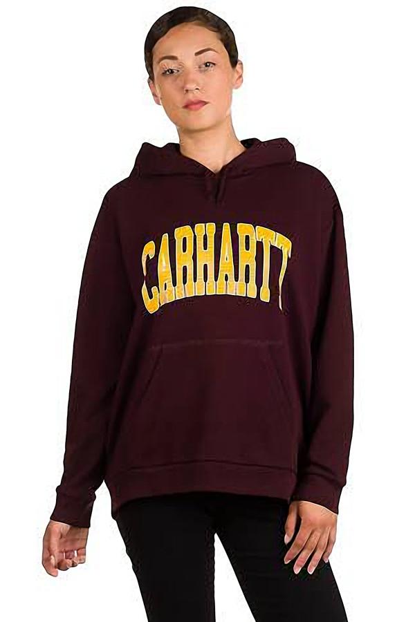 Carhartt streetwear brand sweatshirt