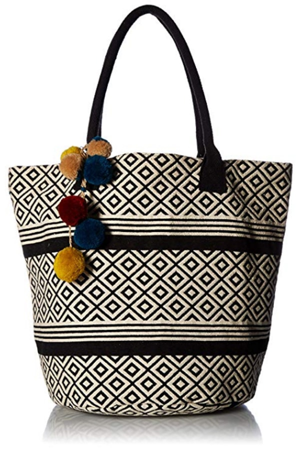 Tribal print bag