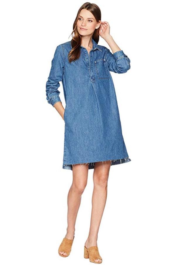 Denim dress from 6pm.com