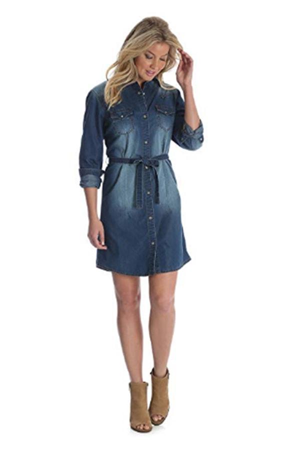 Denim dress by Wrangler