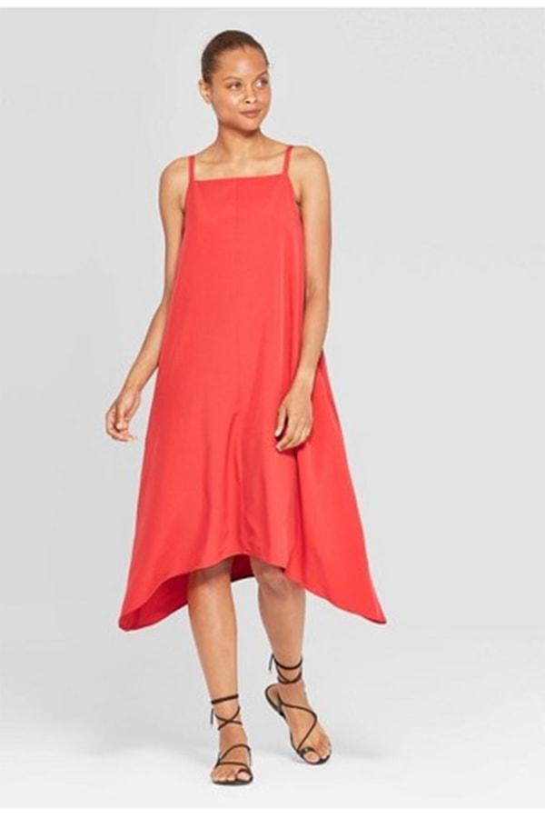 Slip dress from Target