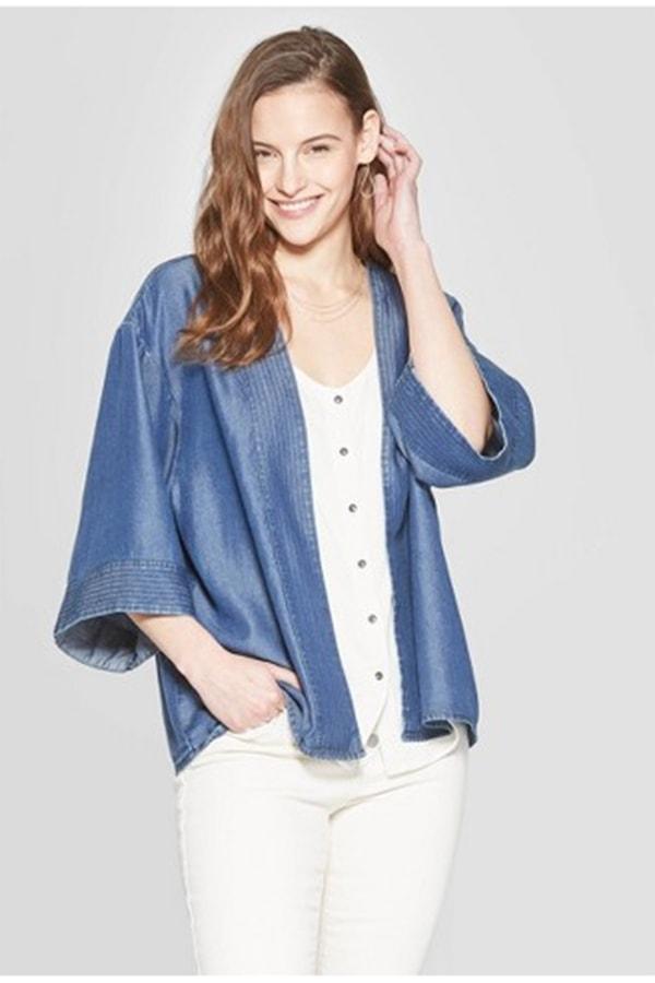 Short kimono from Target