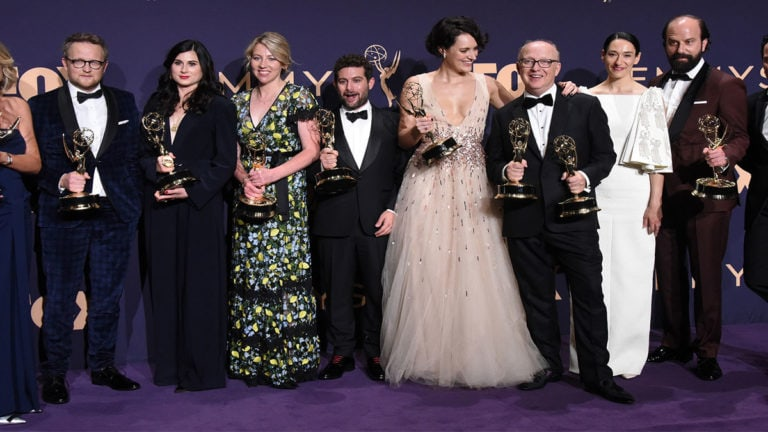 Emmy Awards 2019 Press Room