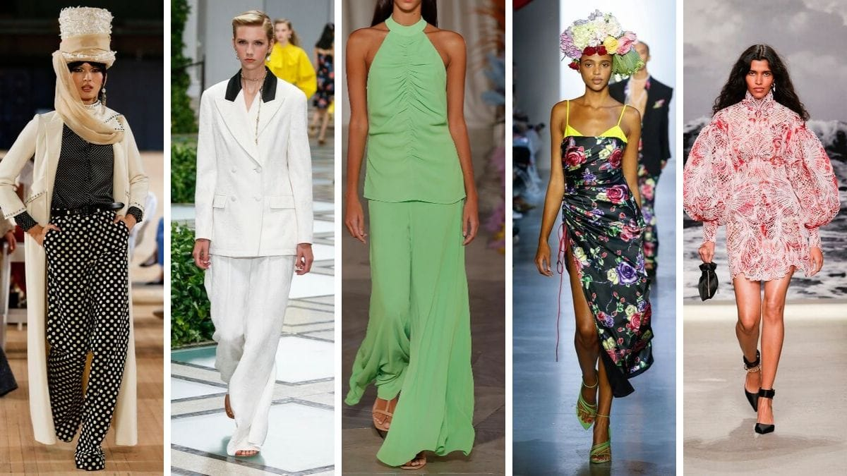 New york fashion week 2019 trends