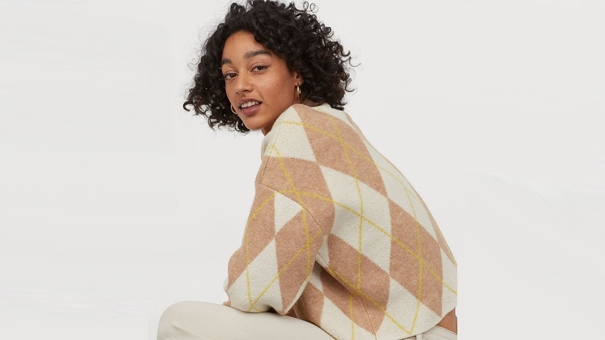 H&M Conscious Collection sweater