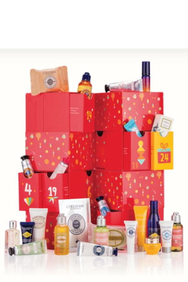 Luxury Advent Calendar from L'Occitane