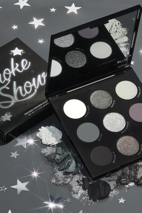 Colourpop Smoke Show eyeshadow palette