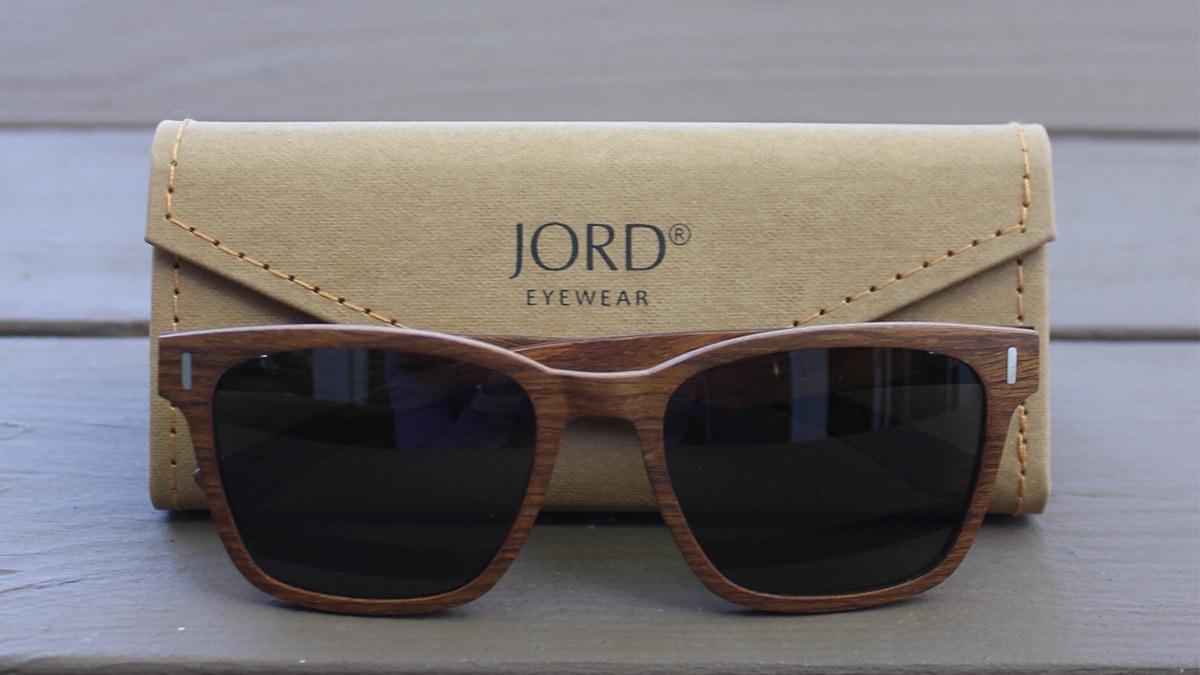 Jord wooden sunglasses
