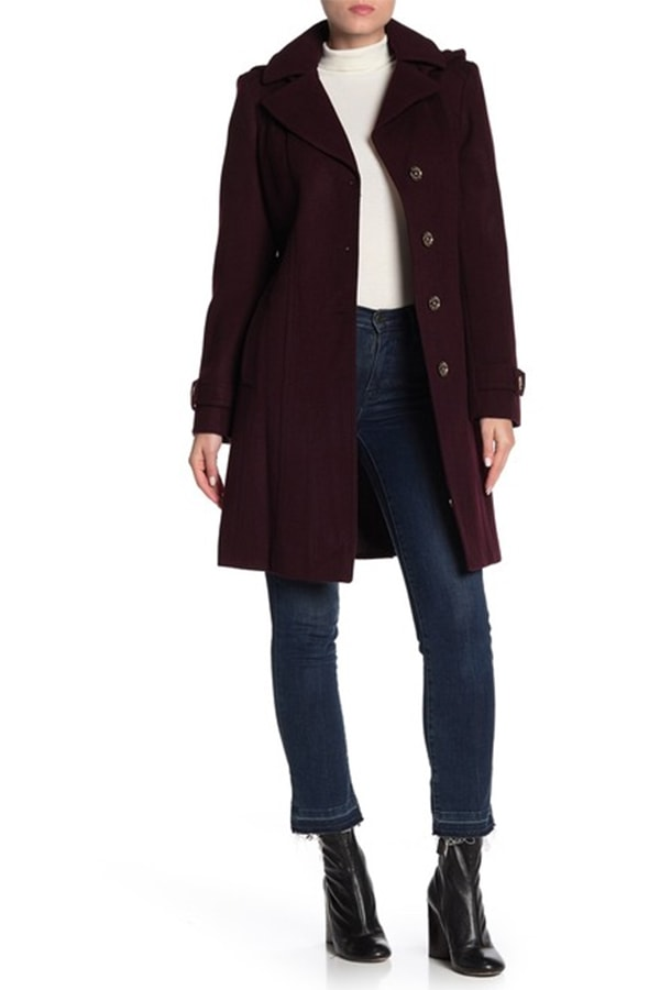 Overcoat from MICHAEL Michael Kors