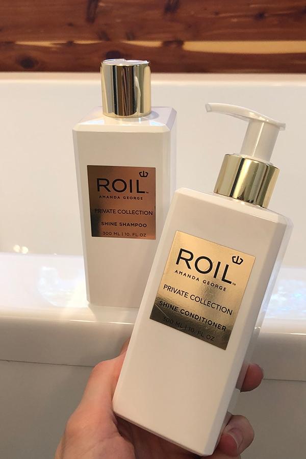 Roil Shine conditioner