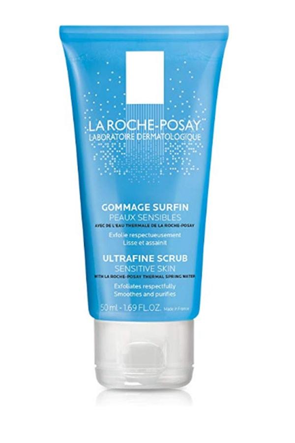 La Roche-Posay skin scrub