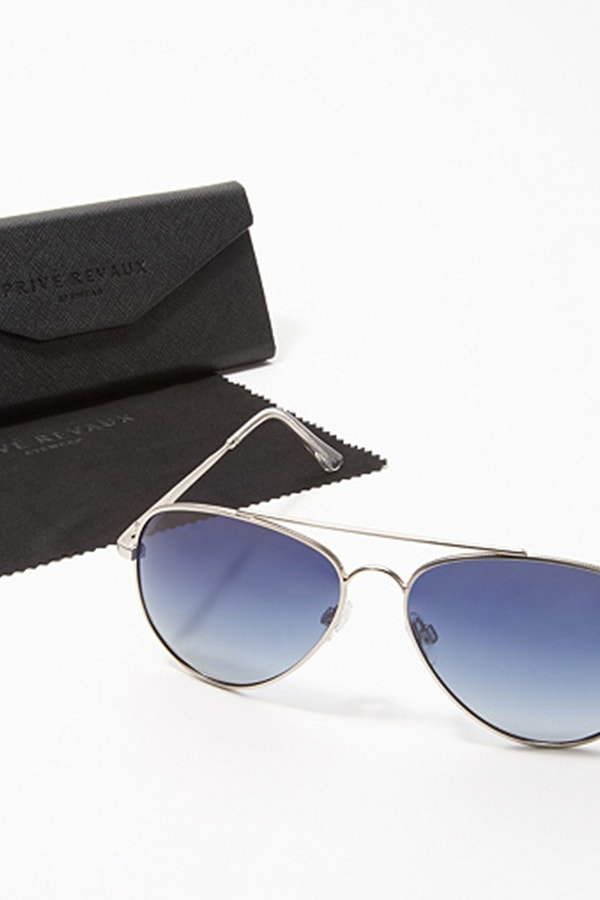 Aviator sunglasses from the QVC holiday gift guide