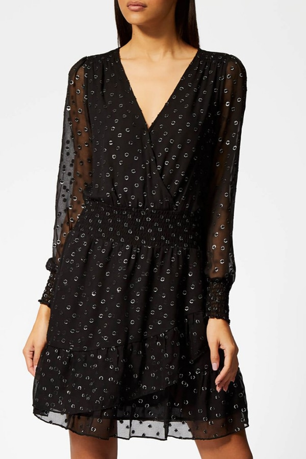 Michael Kors Chic Holiday Dress