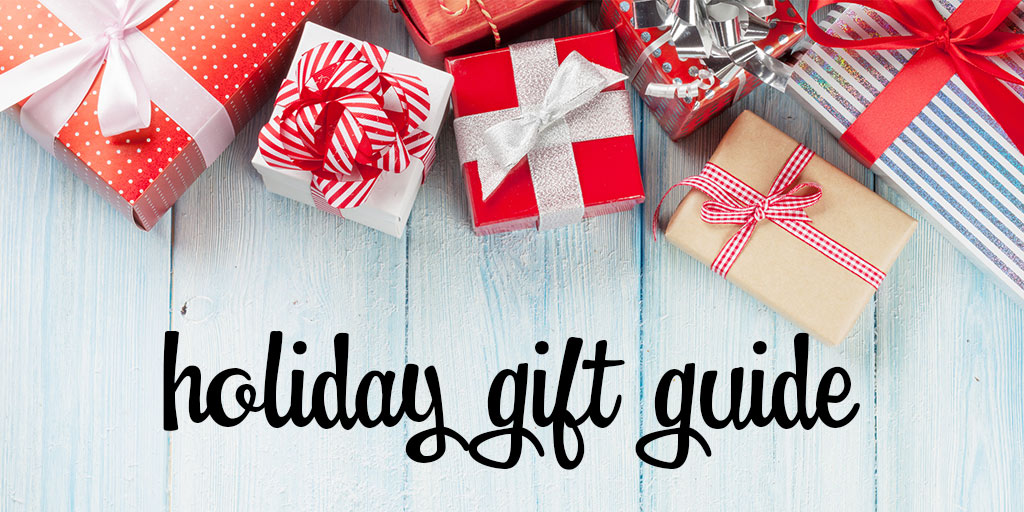 Holiday gift buying guide: gift boxes on table