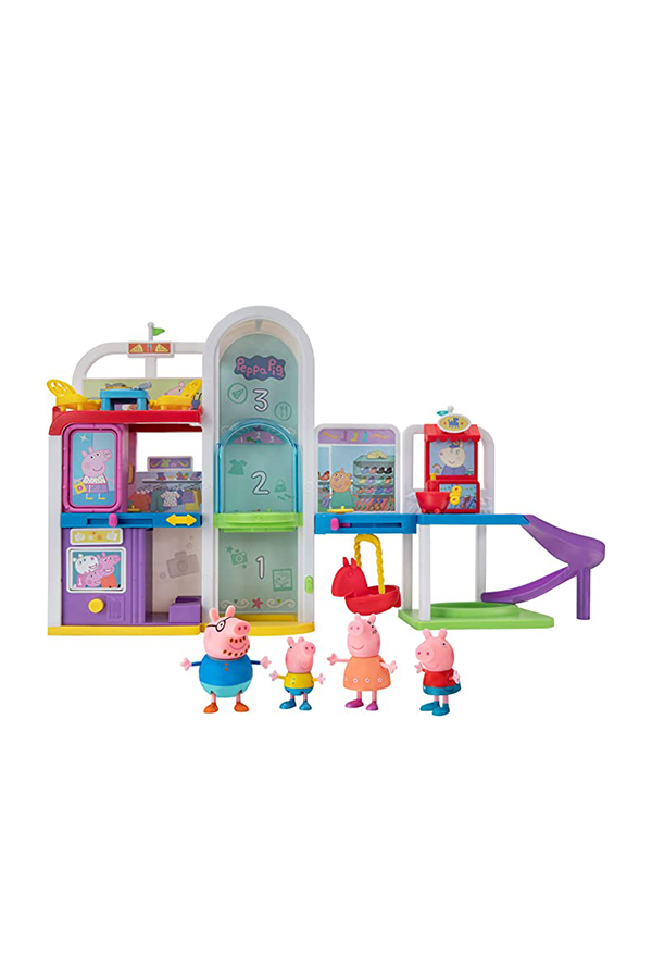 Peppa Pig shopping mall toy set