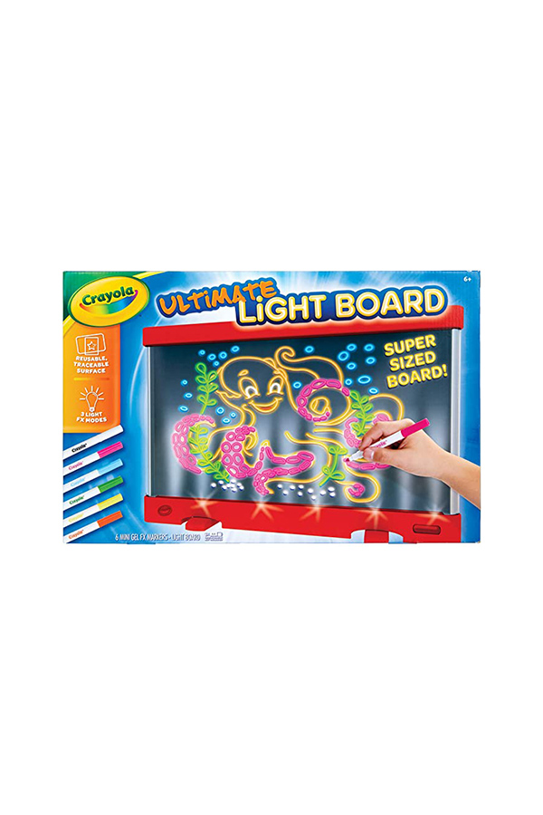 Crayola light board set