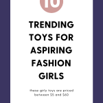 10 trending toys for aspiring fashion girls